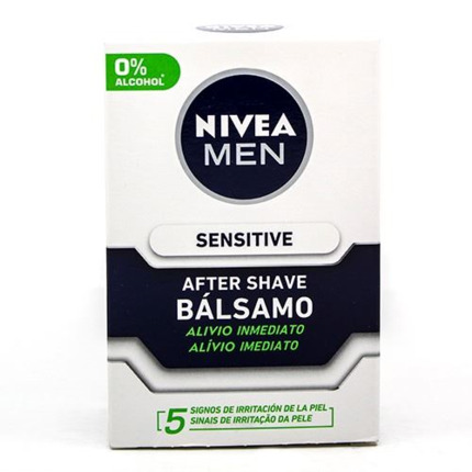 NIVEA MEN AFTER SHAVE SENSITIVE 100ML