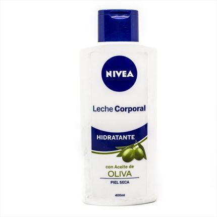 NIVEA BODY MILK LOCIO OLI OLIVA 400ML