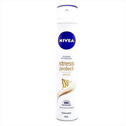 NIVEA DEODORANT STRESS PROTECT  200ML