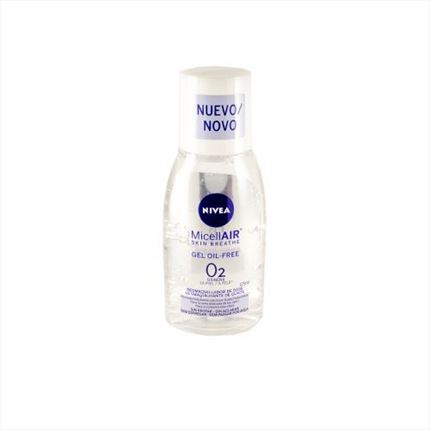 NIVEA GEL MICEL-LAR ULLS 125ML