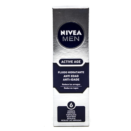 NIVEA MEN CREMA DIA  ACTIVE 50ML