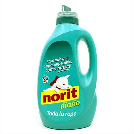 NORIT LIQUID TOTAL DIARI 40DOS