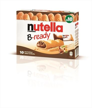NUTELLA B-READY T10 220G