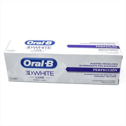 ORAL B 3D W.L. PERFECCIO 75ML