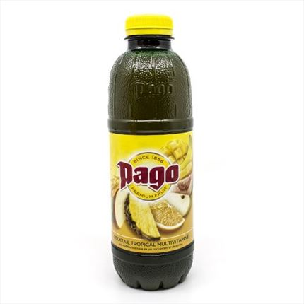PAGO COCKTAIL TROPICAL 75CL