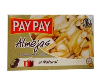 PAY PAY CLOISES AL NAT. 115GR