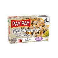 PAY PAY ESCOPINYES AL NATURAL 55/65 120GR