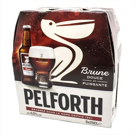 PELFORTH BRUNE 6X25CL,3119780209095,01,616,08,007,102,001, ,