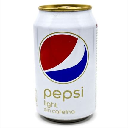 PEPSI LIGHT SENSE CAFEINA 33CL