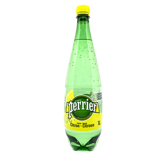 PERRIER ARO CITRON PET 1L