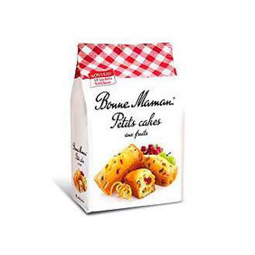PETIT.CAKE.FRUITS B.MAMAN 300G