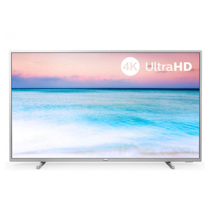 PHILIPS TV LED 50 50PUS6554 4K-UHD SMARTTV WIFI SILVER