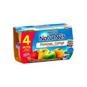 POMMES/COINGS NATURNES 4X130G