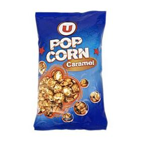 POP CORN CARAMEL U 100G