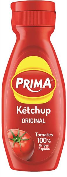 PRIMA KETCHUP CLASIC 325G
