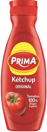 PRIMA KETCHUP CLASSIC 600G