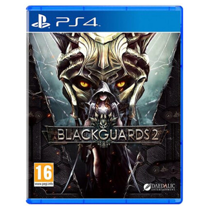 PS4 BLACKGUARDS DEFINITIVE EDITION