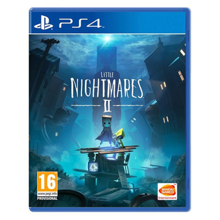 PS4 LITTLE NIGHTMARES 2 DAY ONE EDITION