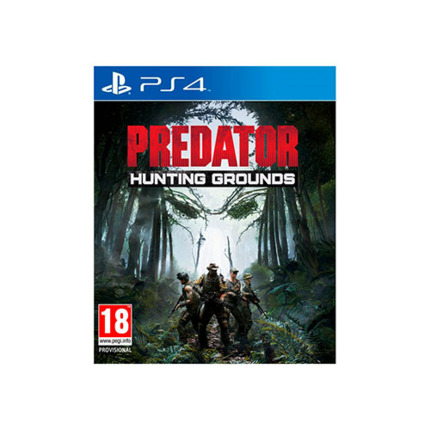 PS4 PREDATOR HUNTING GROUNDS