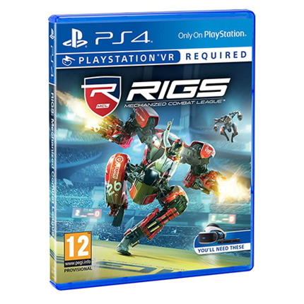 PS4 RIGS MECHANIZED COM LEAGUE (VR)