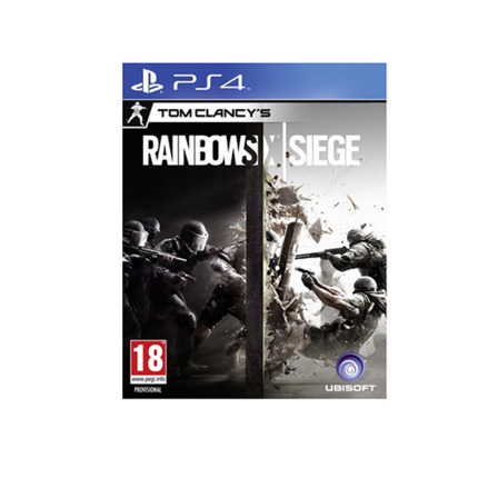 PS4 TOM CLANCY RAINBOW SIX SIEGE