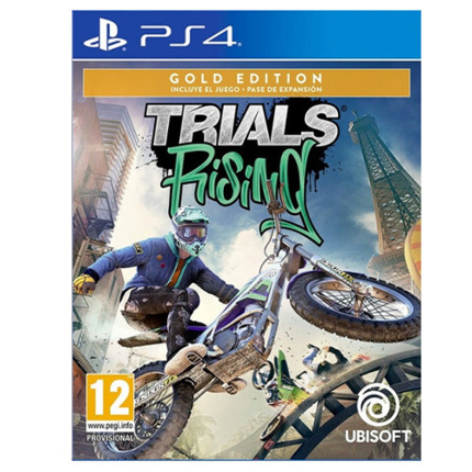 PS4 TRIALS RISING GOLD