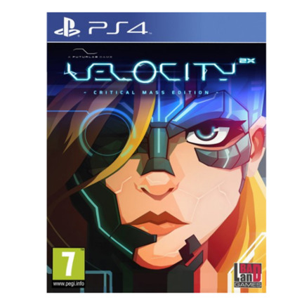 PS4 VELOCITY 2X: CRITICAL MASS EDITION
