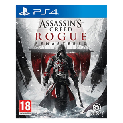 PS4?ASSASSIN'S?CREED?ROGUE?REMASTERED