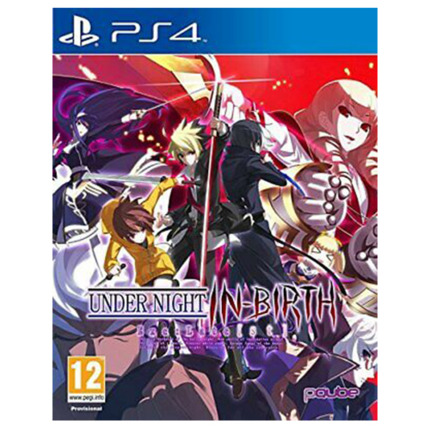 PS4?UNDER?NIGHT?IN-BIRTH?EXE LATE