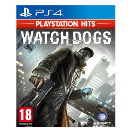 PS4?WATCH?DOGS?(PLAYSTATION?HITS)