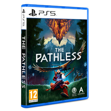 PS5 THE PATHLESS DAY ONE EDITION
