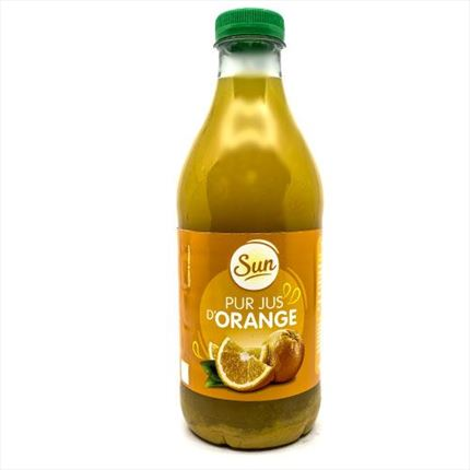 PUR JUS ORANGE B.VU PET 1L