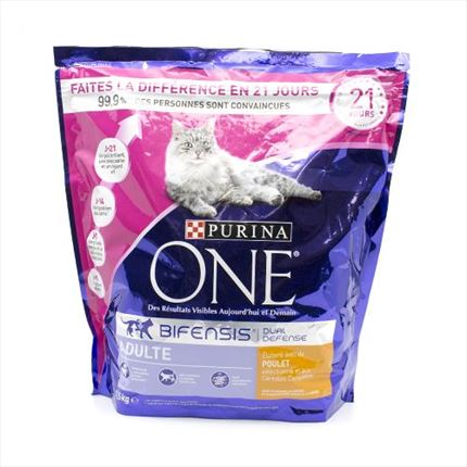 ONE PURINA GAT CROQ. 1,5KG POLL. ARROS