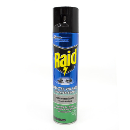 RAID INS.VOL.EUCAL AERO 400ML