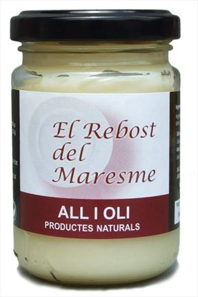 REBOST MAR SALSA ALL I OLI 140ML