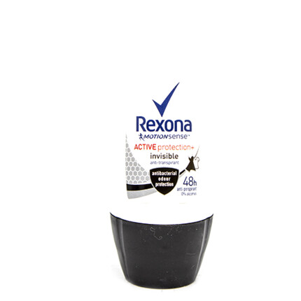REXONA DEO PROTECCIÓ ACTIVA INVISIBLE ROLL-ON 50ML