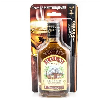 RHUM AMBR.MARTINIQUAISE40?20CL