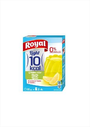 ROYAL GELATINA LIGHT LLIMONA 170GR