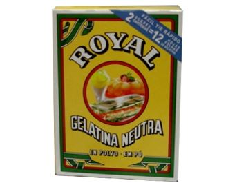 ROYAL GELATINA NEUTRA POLS