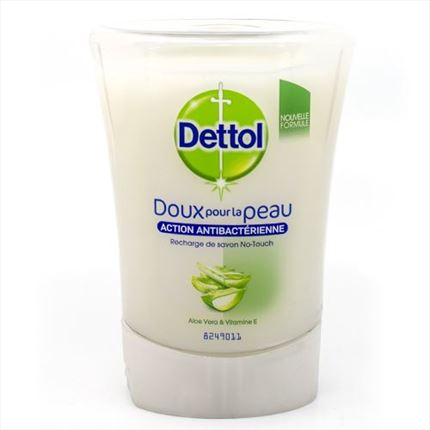 SAV.NO T.ALOE DETTOL REC.250ML