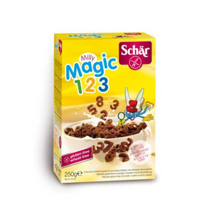 SCHAR MILLY MAGIC 123 250GR.