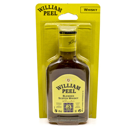 SCOT.WHISKY WILL.PEEL 40? 20CL