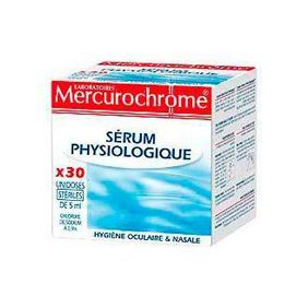 SERUM PHYSIO.MERCUROCH.30UNID.