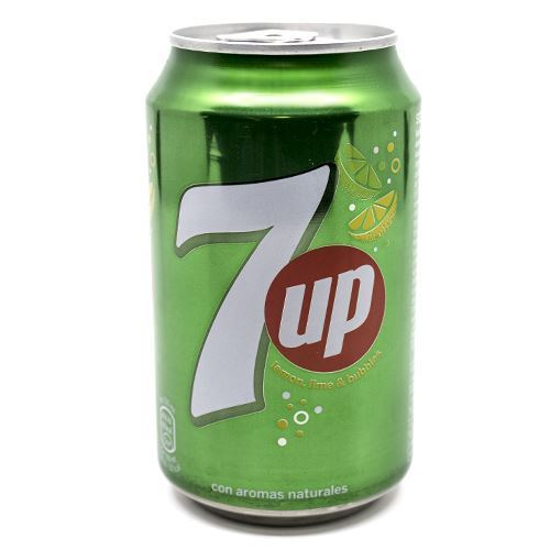 SEVEN UP 33CL