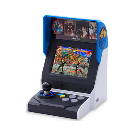 SNK NEO GEO INTERNATIONAL CONSOLA RETRO