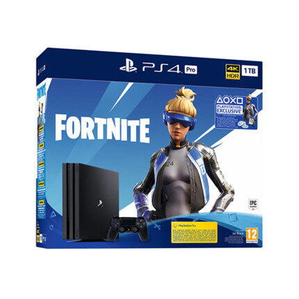 SONY CONSOLA PS4 PRO 1TB + FORTNITE VOUCHER