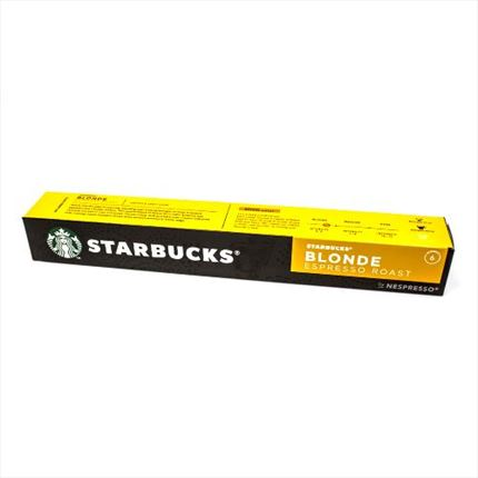 STARBUCKS CAFE BLONDE ESPRESSO 200GR