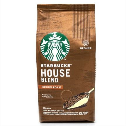 STARBUCKS CAFE MOLT H.BLEND 100% ARAB. 200GR