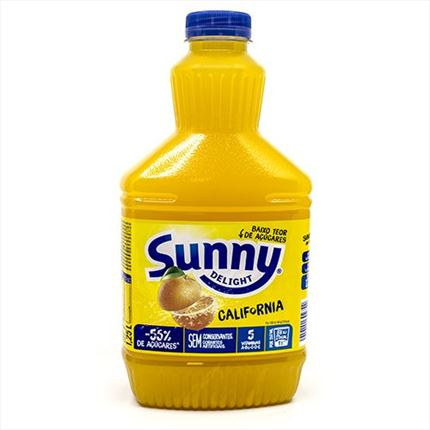 SUNNY DELIGHT CALIFORNIA 1,25L.