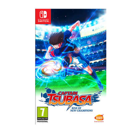 SWITCH CAPTAIN TSUBASA: RISE OF NEW CHAMPIONS OLIVER Y BENJI